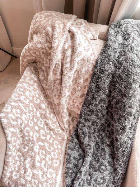 Barefoot dreams blanket dupe on sale for $57   #LTKhome