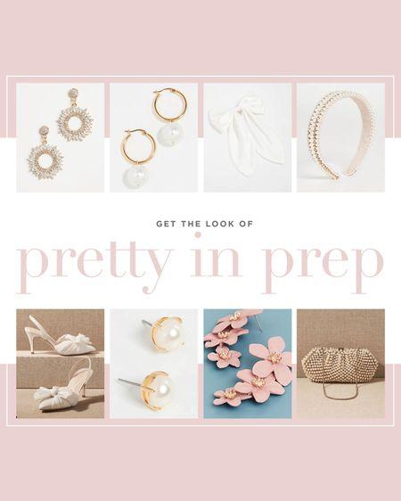 Get the look! Pretty in Prep!  #LTKwedding #LTKshoecrush #LTKstyletip
