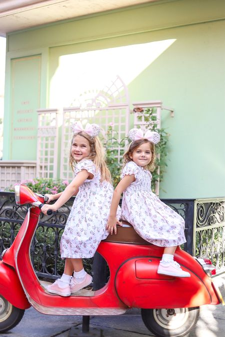 The girls dresses are currently on sale for 30% off with code LABOROFLOVE