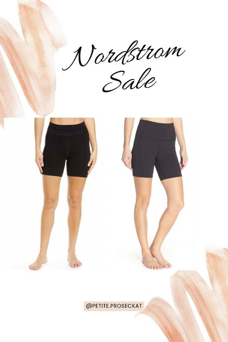 Bike shorts on sale! Free People Movement and Zella!   #LTKstyletip