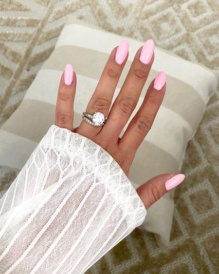 favorite spring nail color 💗💕 http://liketk.it/2Mg2G #liketkit @liketoknow.it
