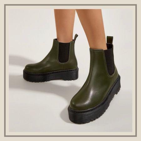 Minimalist chelsea boots   #LTKunder100 #LTKshoecrush #LTKunder50