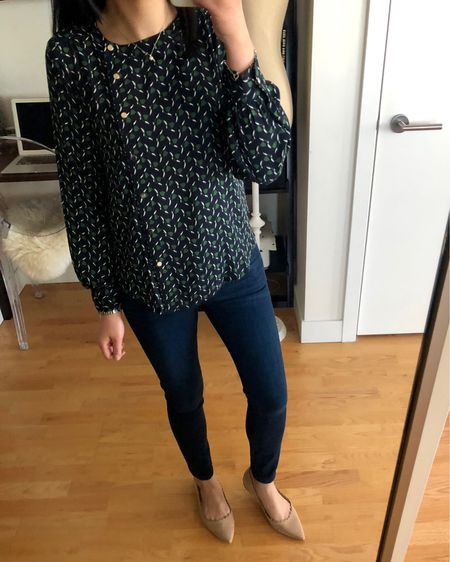 Work wear - Get an extra 60% off sale styles at Ann Taylor. I tried on this top in xxsp which fits like my usual size XSP. The 'Sale Alerts' page of my blog www.whatjesswore.com contains a link to all of my Ann Taylor reviews if you need help with sizing. 🛍 Shop my sales picks (I ordered the coatigan in XXSP which fits like my usual size XSP) @liketoknow.it http://liketk.it/2AaTX #liketkit #LTKsalealert #LTKshoecrush #LTKstyletip #LTKunder50 #LTKunder100