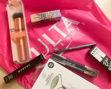 Most recent Ulta Haul! Sales all around the store! Go NOW! http://liketk.it/3d6Uh #liketkit @liketoknow.it #LTKbeauty