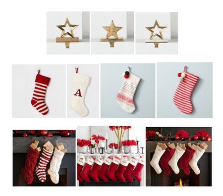These are my favorite stockings for Christmas 2021! I love classic red and white stockings that can be personalized! And there's some super affordable options too!!   #LTKGiftGuide #LTKSeasonal #LTKHoliday