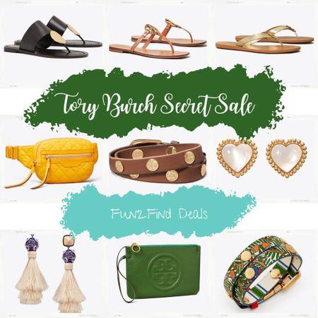 Tory Burch fans! The Secret Sale is LIVE! Items are going quickly! #LTKsalealert #LTKstyletip #LTKunder100 http://liketk.it/398EL #liketkit @liketoknow.it