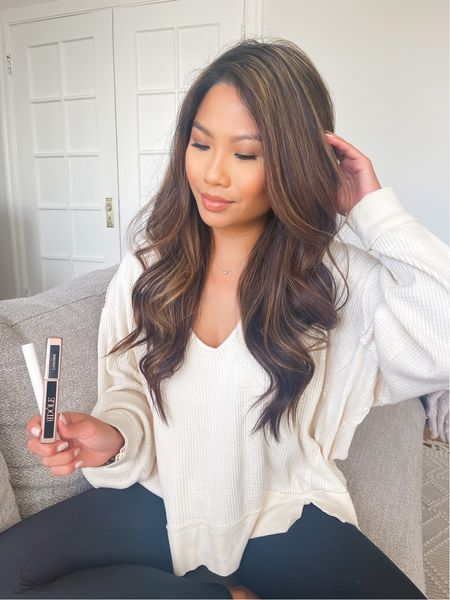Partnering with @Nordstrom today to share the best mascara combo and a new nude lip combo / Sharing more on my stories and the LIKEtoKNOW.it app #Nordstrom #Nordstrombeauty