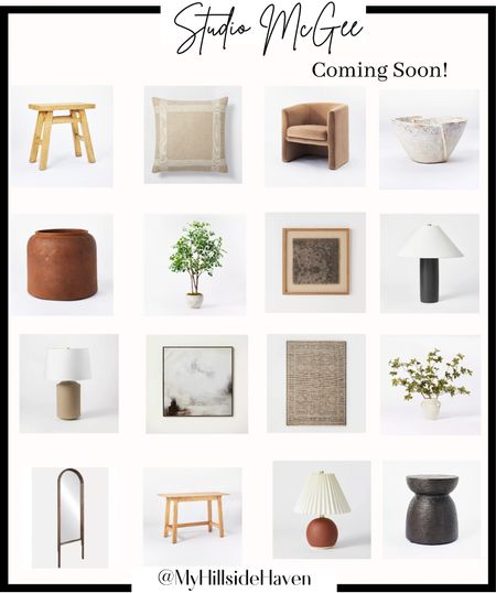 Target Studio McGee new collection!   #LTKsalealert #LTKhome #LTKSeasonal