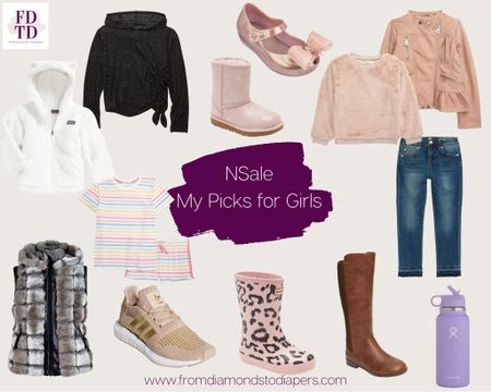 Love all these for my girls from the NSale.    http://liketk.it/2UdDS #liketkit @liketoknow.it #LTKsalealert #LTKunder100 #LTKunder50