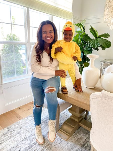 My favorite chick 🐥 shared fall selects form Abercrombie on stories today. Take advantage of their Sherpa and fleece sale!  Wearing a large   #LTKSeasonal #LTKsalealert #LTKkids