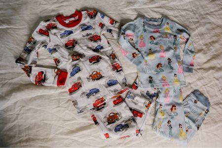 Disney jammies 💗💙 http://liketk.it/2zR5c #liketkit @liketoknow.it @liketoknow.it.family #LTKkids