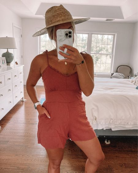 Fourth of July look, romper, Abercrombie outfit, July 4th style @liketoknow.it http://liketk.it/3iiBC #liketkit