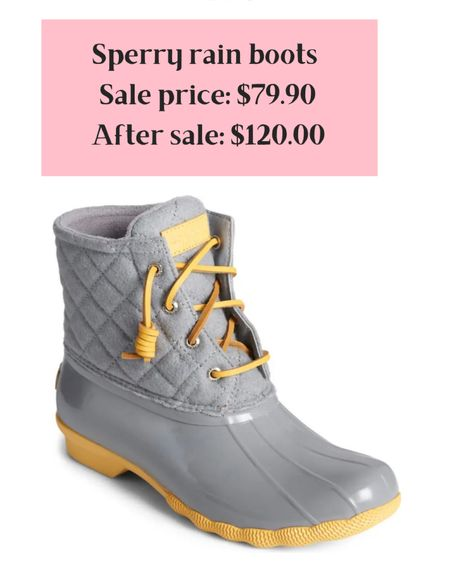 http://liketk.it/3jF4U @liketoknow.it #liketkit Nordstrom anniversary sale Sperry sale