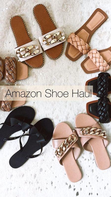 Amazon summer shoe haul  #amazon #amazonshoe #founditonamazon  #LTKshoecrush #LTKstyletip #LTKsalealert
