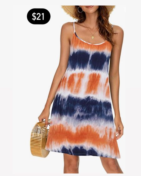 Memorial Day weekend dresses / patriotic fashion / style / outfit / red white and blue http://liketk.it/3g7Y2 #liketkit @liketoknow.it #LTKunder50 #LTKstyletip #LTKitbag
