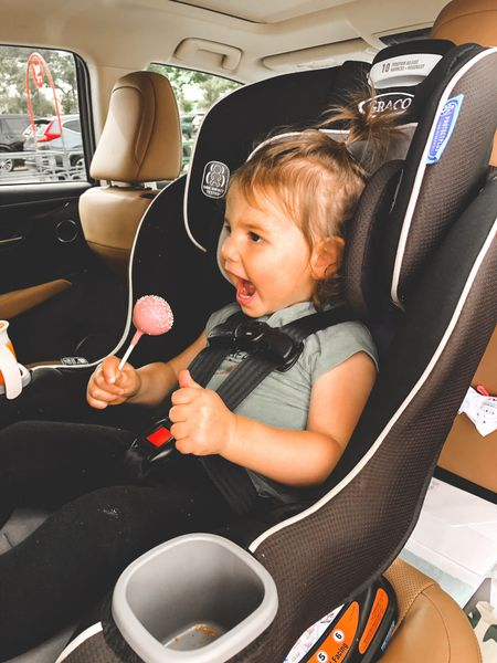 Our convertible car seat that recommended so highly! Graco Extend2fit Car seat http://liketk.it/2XSjy #liketkit @liketoknow.it #LTKbaby #LTKfamily #graco #convertiblecarseat #extend2fit #carseat