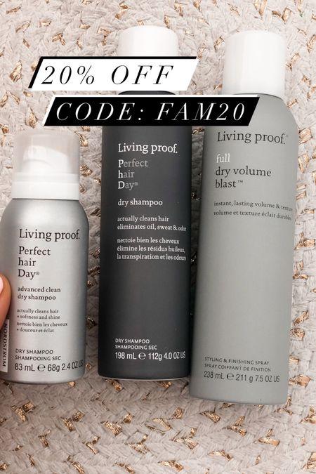 Living Proof dry shampoo sale!   #LTKsalealert #LTKbeauty #LTKGiftGuide