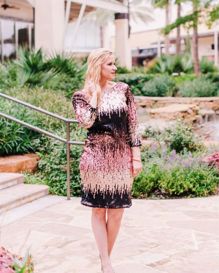 It's PARTY TIME! 🎉 Talking all things holiday sparkle over on the blog today with @leemichaelsjewelry! They have some of the most amazing pieces to gift or wear for holiday parties! Also linked all of my sequin favorites (including this dress) on my blog and here with @liketoknow.it ! http://liketk.it/2yCrJ #liketkit #LTKunder100 #LTKunder50 #LTKholidaystyle #LTKholidaywishlist #sequindress #asseenonme #holidaysparkle #sequins #holidayoutfit #newyearsevedress #partydress #holidayoutfit