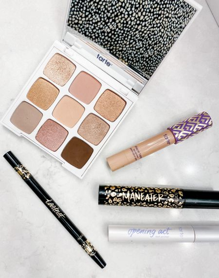My everyday eye makeup look is one sale! #tartemakeup #makeuplooks   #LTKunder50 #LTKDay #LTKbeauty