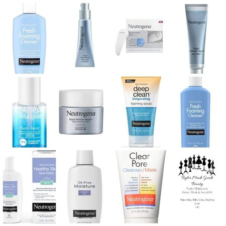 These are the products I use on my skin. Neutrogena is just one of my favorites and I always get the dessert results.  #LTKbeauty http://liketk.it/3hOJe #liketkit @liketoknow.it Screenshot or 'like' this pic to shop the product details from the LIKEtoKNOW.it app, available now from the App Store!