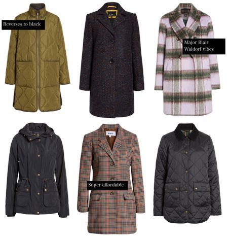 Nordstrom Anniversary Sale!!! Outerwear for the Fall and Winter!  #LTKsalealert