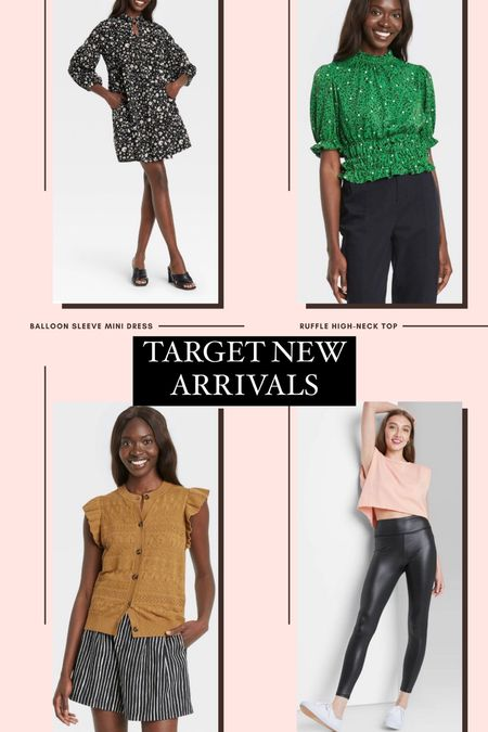 Fall is on at target! So many new arrivals and they're all so good!   #LTKwedding #LTKunder50 #LTKworkwear