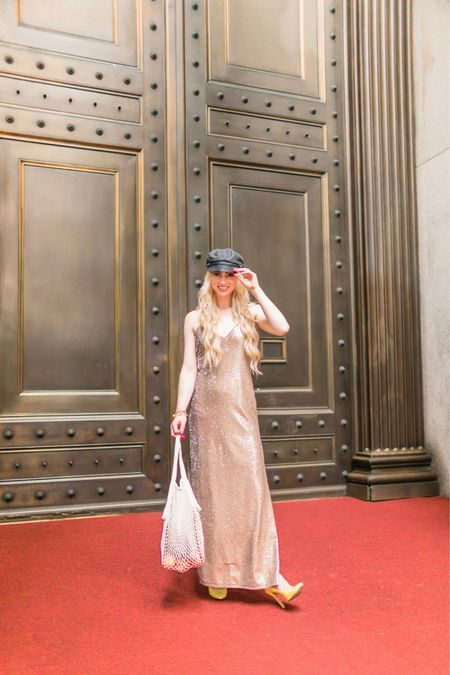 Sequin shoot NYC   #LTKunder100 #LTKworkwear #LTKtravel