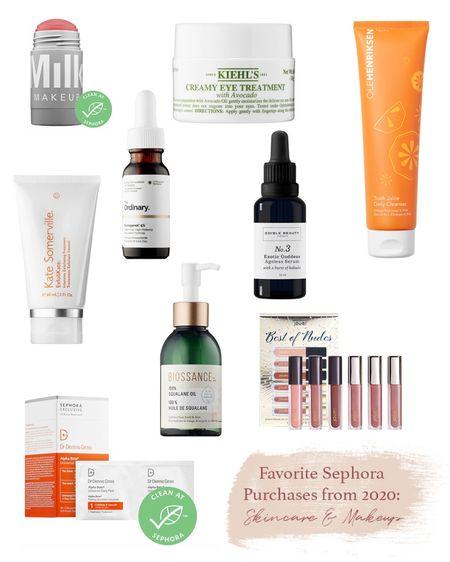 Favorite skincare and makeup purchases from Sephora   #LTKunder100 #LTKunder50 #LTKbeauty