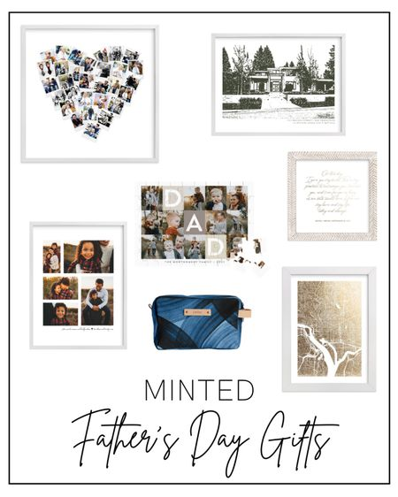 Meaningful Father's Day gift ideas from @minted. They're 15% off thru today with code DAD2021 👏🏻 http://liketk.it/3gTIu #liketkit @liketoknow.it #mintedart