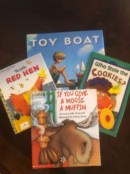 Today's books!   #LTKfamily #LTKGifts #LTKkids