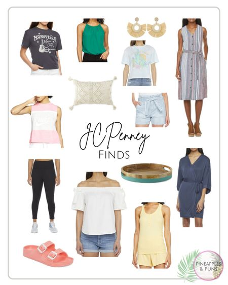 JCPenney finds!!! Use code SHOPCOOL for 20% off (valid through TONIGHT, 6/27) http://liketk.it/3izex #liketkit @liketoknow.it