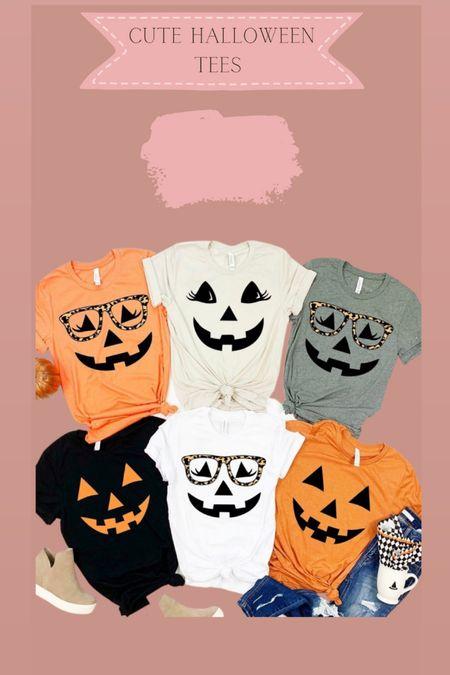 Halloween tees   #LTKsalealert #LTKstyletip #LTKSale