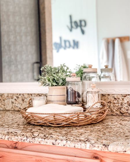 Here are som products to help organize your bathroom clutter! http://liketk.it/3hSe8 #liketkit @liketoknow.it #LTKunder50 @liketoknow.it.home #LTKhome #LTKstyletip