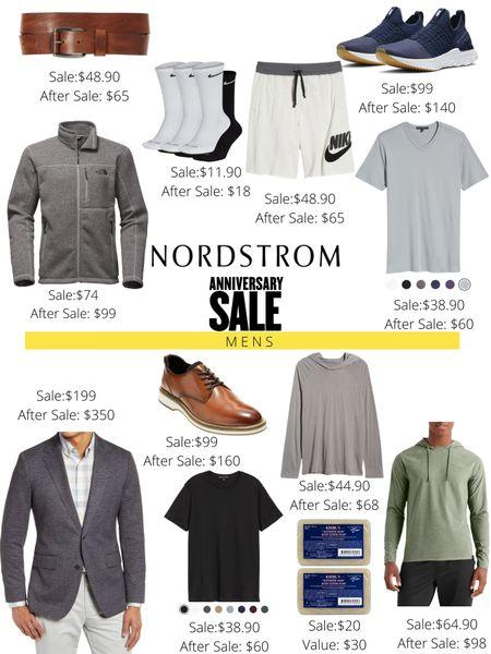 #nsale men's top picks. Nordstrom anniversary sale men's tee men's jacket, men's blazer dress shoes all on sale @liketoknow.it #liketkit http://liketk.it/3k2uI #LTKsalealert #LTKunder50 #LTKmens