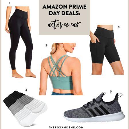Amazon activewear prime day sales! http://liketk.it/3i5JZ #liketkit @liketoknow.it #LTKsalealert #LTKfit #LTKunder100