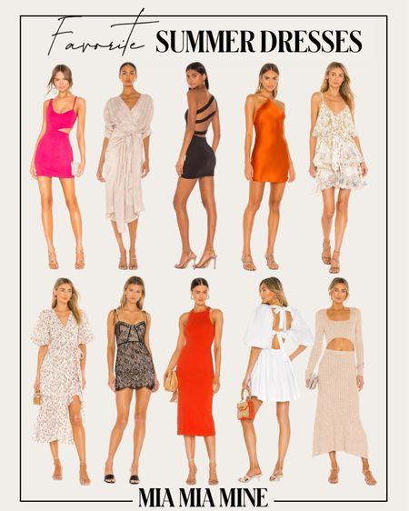 Summer dress / Wedding dress dresses    #LTKunder100 #LTKwedding #LTKstyletip