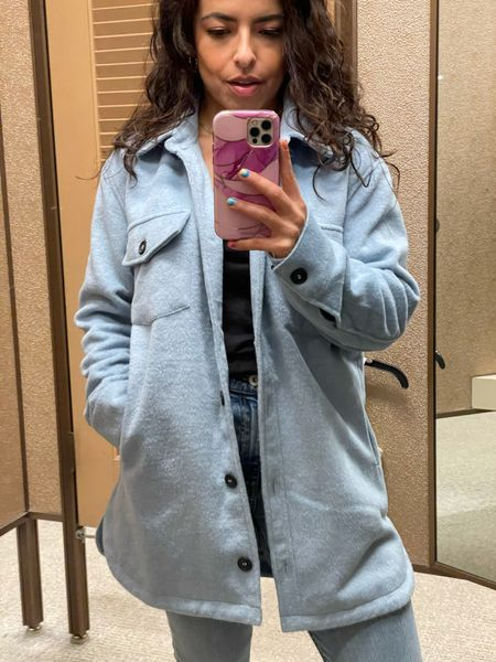 This shacket is on sale for the Nordstrom event! Perfect for summer  to fall transition.   #LTKsalealert #LTKunder100