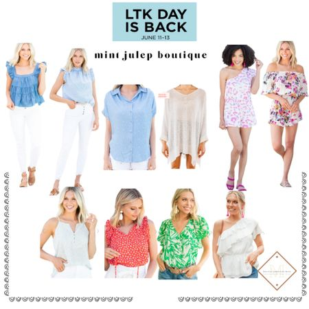 25% off at mint julep boutique  #LTKDay #LTKsalealert #LTKstyletip