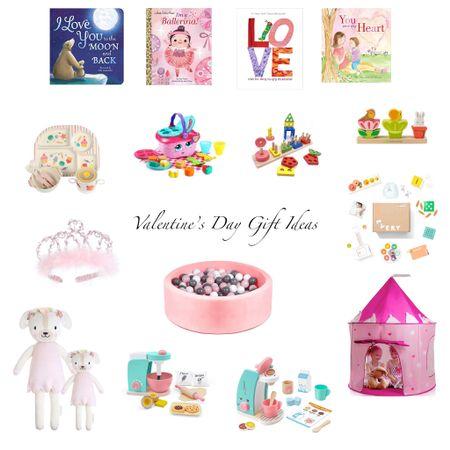Valentine's Day Gift Ideas for Toddler's  http://liketk.it/372Qv #liketkit #LTKVDay #LTKkids #LTKbaby @liketoknow.it