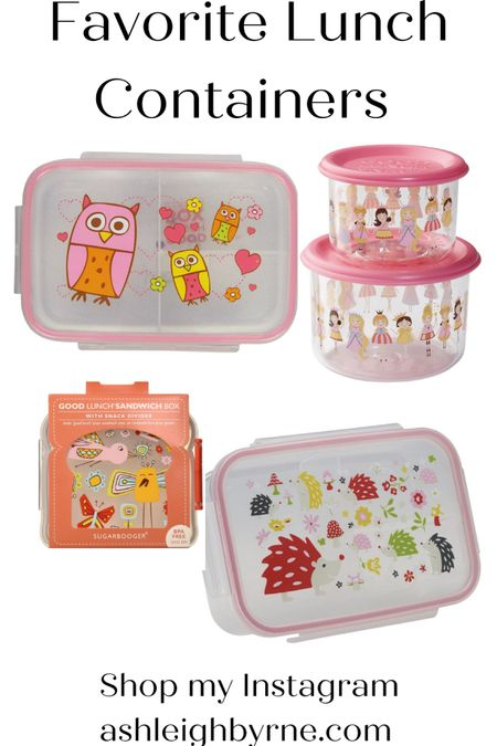Favorite Lunch Containers for Kids . BPA Free and easy to clean. Fits perfect in a lunch box http://liketk.it/2YMYc #liketkit #LTKfamily #LTKkids @liketoknow.it @liketoknow.it.family Shop my daily looks by following me on the LIKEtoKNOW.it shopping app