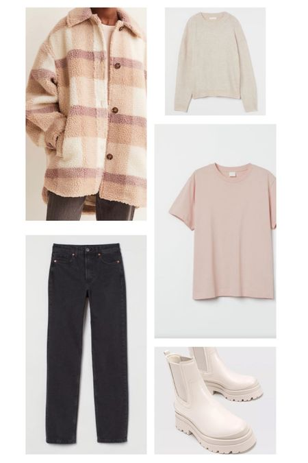 Everyday Shacket styling for autumn and winter   #LTKSeasonal #LTKeurope #LTKstyletip