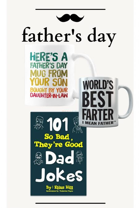 Funny Father's Day gift guide items from Amazon   #LTKfamily #LTKunder50 #LTKSeasonal