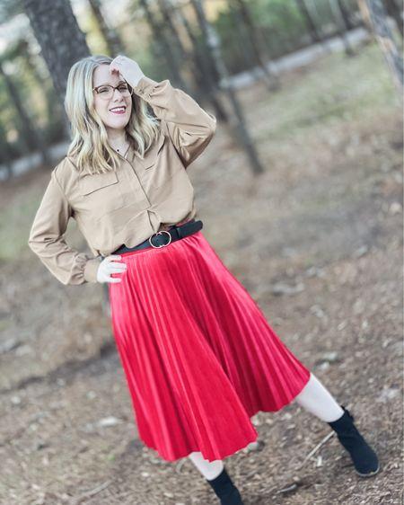 New Valentine's Day or work outfit from Walmart! Add a moto or Jean jacket for different looks!    Shop my daily looks by following me on the LIKEtoKNOW.it shopping app    http://liketk.it/36ODw #liketkit @liketoknow.it #LTKsalealert #LTKshoecrush #LTKworkwear