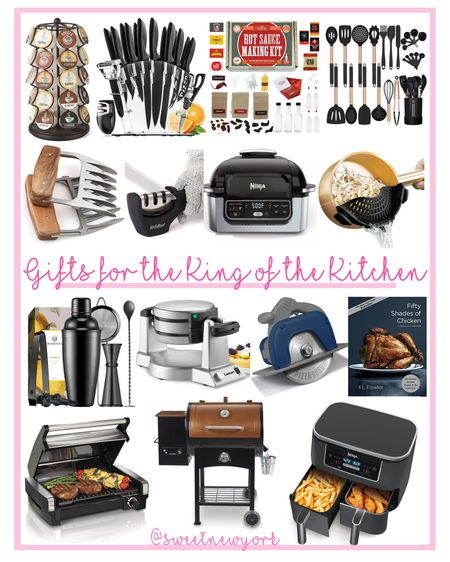 Father's Day gift guide for the dad who loves to cook http://liketk.it/3gN4L #liketkit @liketoknow.it #LTKhome #LTKfamily #LTKmens
