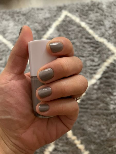 Trying out a new color for fall. Fall nails to go with all the fall outfits. Fall nail color. Fall beauty update. Not a hand model. Target style.  #LTKHoliday #LTKbeauty #LTKworkwear