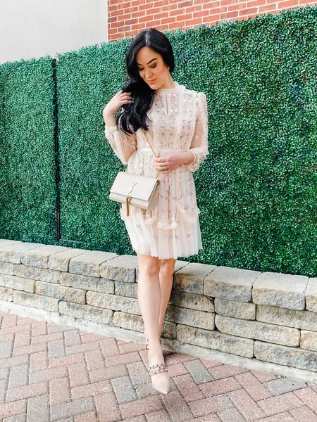 Beautiful spring floral dress #liketkit http://liketk.it/3dR93 @liketoknow.it