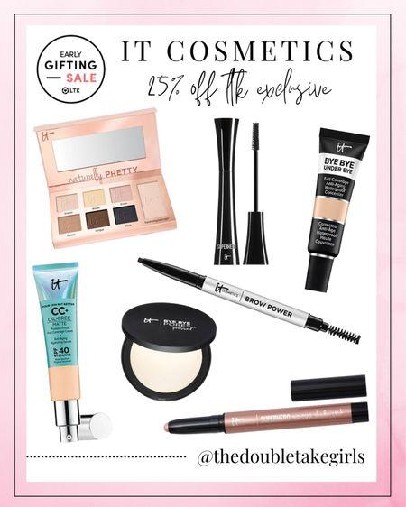 Last day to get 25% off at IT Cosmetics!!    #LTKstyletip #LTKsalealert