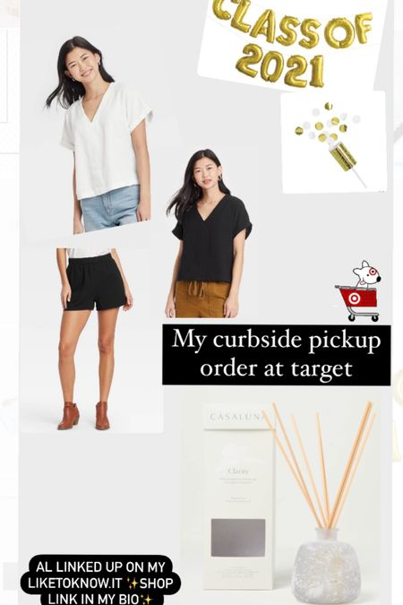 All about the target curbside pick up! Linked up my order:)  http://liketk.it/3f92M #liketkit @liketoknow.it