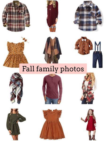 Fall family photos   #LTKfamily #LTKkids #LTKSeasonal