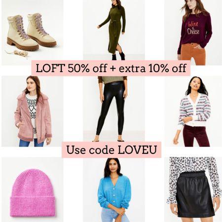 Loft sale   #LTKsalealert #LTKSeasonal #LTKunder50